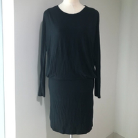 Mamalicious Maternity Black Dress NEW