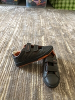 Used Geox shoes for a boy size 32 in Dubai, UAE