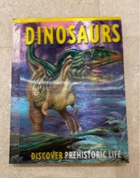 Used Book about dinosaurs in Dubai, UAE