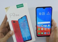Used Oppo f9 pro 64GB 6GB Dual Sim for Sell in Dubai, UAE