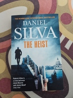Used The Heist by Daniel Silva in Dubai, UAE