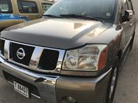 Used Nissan Armada LE 2007 Good Condition  in Dubai, UAE