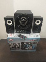 Used Audionic bluetooth speaker (new in Dubai, UAE