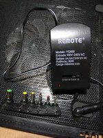 Used Power adapter 3volts to 12volts in Dubai, UAE