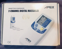 Used 2 channel digital massager  in Dubai, UAE