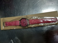 Used Jean's straps mens watch in Dubai, UAE