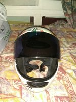 Used AGV Motor Bike helment in Dubai, UAE