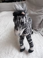 Used Zebra soft toys in Dubai, UAE