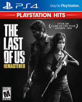 Used Last of us remastered ps4 in Dubai, UAE