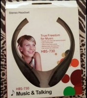 Used Headphones bluetooth headphones set new in Dubai, UAE