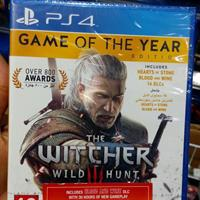 Used PS4 Witcher Game Of The Year Brand New in Dubai, UAE