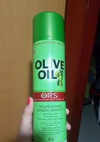Used Brand new Olive Oil SheenSpray,BigBottle in Dubai, UAE
