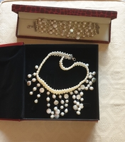 Used Pearl set made in uk in Dubai, UAE