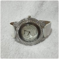 Used New white CHOPARD watch for lady. in Dubai, UAE