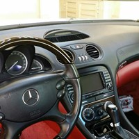 Used SL500 44,000KM ONLY in Dubai, UAE