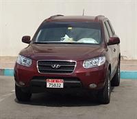 Used Santa Fe  in Dubai, UAE