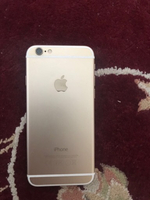 Iphone 6 Gold 64 GB, With Box.