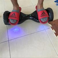 Used balance wheel/hoover board .good condition, works fine. in Dubai, UAE