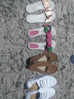 Used Used Slippers and shoe for ladies in Dubai, UAE
