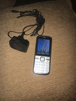 Used Nokia C5 with charger in Dubai, UAE
