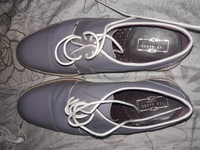 Used Men shoes size 8 original ted baker in Dubai, UAE