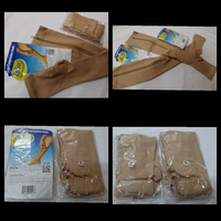 Used Zip up compression socks 2pcs XXL in Dubai, UAE