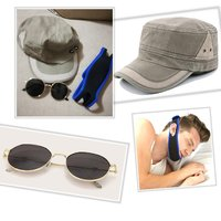 Used Value bundle cap + glasses + Gift in Dubai, UAE