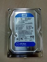 Used WD 1 TB New Hard Disc with 3 months warr in Dubai, UAE