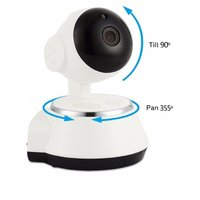 720p Wireless Motion  CCTV IP Camera
