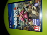 Used Far Cry 4 Limited Edition for PS4 in Dubai, UAE