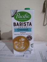 Used Pacific Foods Cocunut Barista Beverage in Dubai, UAE