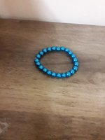 Used Blue party-suitable bracelet in Dubai, UAE