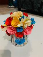 Used Paper flower bunch in Dubai, UAE