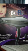 Used SUPER HAIR DRYER 3200W 🔥CLEARANCE. in Dubai, UAE