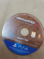 Used Uncharted 4 a thief's end in Dubai, UAE