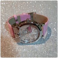 Hello kitty watch pink ..