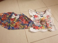 Used Frozen baby dress in Dubai, UAE