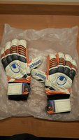 Used Uhlsport Goalkeeper Original Gloves in Dubai, UAE