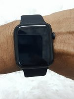Used Smart watch w5 details in pictures black in Dubai, UAE