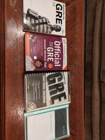 Used GRE books in Dubai, UAE