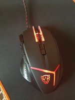 Used gaming new mouse with 8 colours in Dubai, UAE
