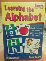 Guide to learning the alphabet