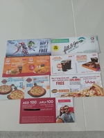 Vouchers just 10 aed