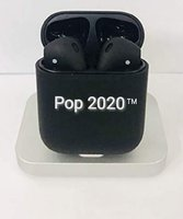 Used Haino teko German Airpods PoP2020 Black in Dubai, UAE