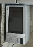 Convection oven plus microwave