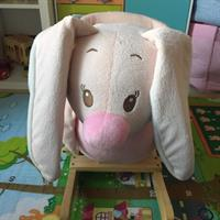 Preloved Rocking Bunny In A Good Clean Consition. Price Includes Delivery Tp Your Door.