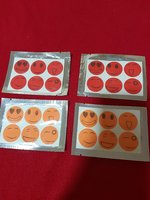 Used Smiley mosquito stickers in Dubai, UAE