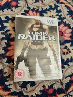 Used Sealed - Wii Tomb Raider : Underworld in Dubai, UAE