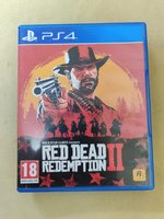 Used Red Dead Redemption 2 for PS4 in Dubai, UAE