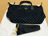 Used KS polka dot 2way bag in Dubai, UAE